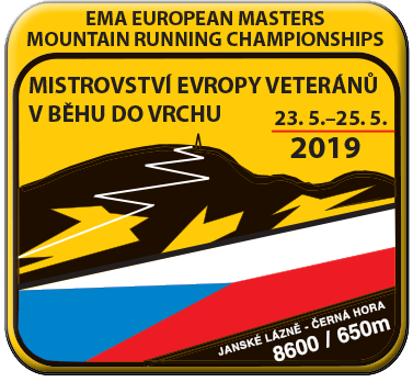 European Masters Mountain Running Championships 2019